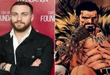 Aaron Taylor-Johnson will play the role of 'Kraven the Hunter' in an upcoming Sony Spider-verse movie