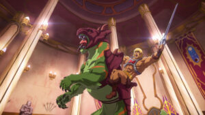 Netflix's Masters of the Universe: Revelation continues the journey of He-Man