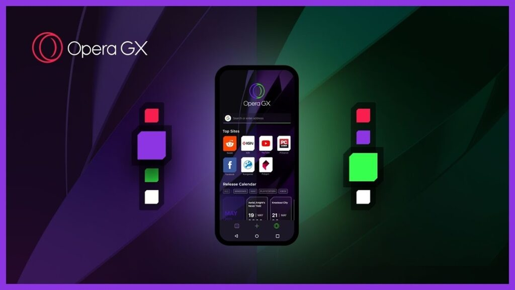 Opera GX Mobile arrives on iOS and Android at its beta stage