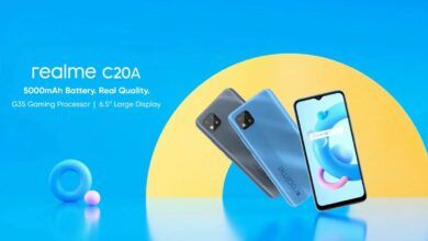 Realme C20A with 5000mAh battery to be launched on May 13 in Bangladesh