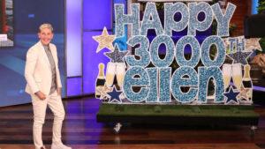 Ellen DeGeneres to end her daytime talk show in 2022