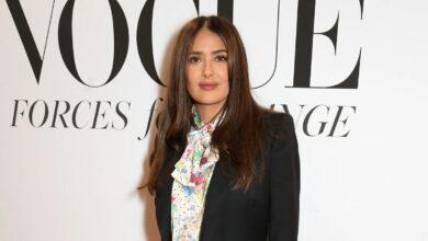 Salma Hayek reveals she had a near-fatal experience with COVID-19