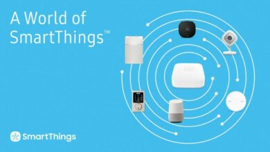 Samsung SmartThings App for Windows 10 based PC now available for download
