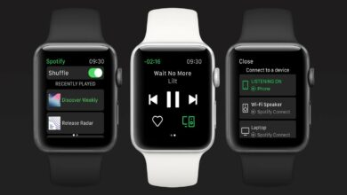 Spotify enables Apple Watch users to listen to Music Offline