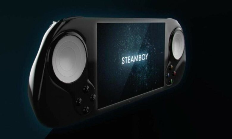 Valve's new handheld device might be a worthy competitor to the Nintendo Switch