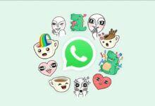 WhatsApp launches six cartoon-based sticker packs