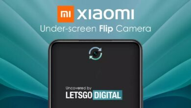 Xiaomi receives patent for the 180-degree rotating front-facing camera