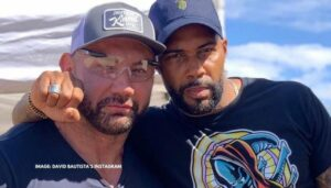 Omari Hardwick says Dave Bautista is his 'forever brother'