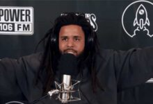 J. Cole Delivers Crazy Bars in New Freestyle With The LA Leakers, Fans Give Polarized Reactions