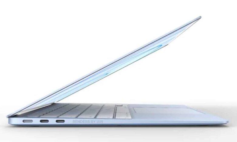 Apple's 2021 M2 MacBook Air Will Come in Multiple Colors, Leaked Renders Reveal