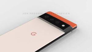 Google Pixel 6 and Pixel 6 Pro leak reveals a new design and camera