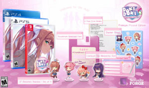 Doki Doki Literature Club Plus will be available on PC and Consoles soon