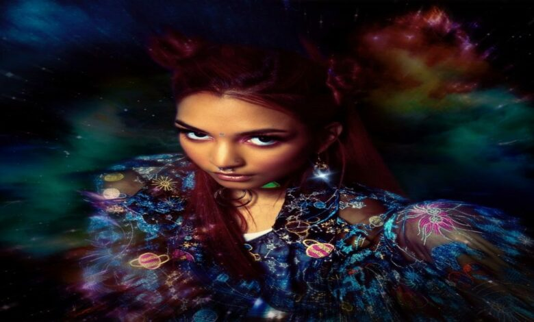 """Latin artist Ambar Lucid unveiled her EP """"Get Lost in the Music"""""""