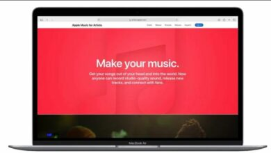 Apple updates the Apple Music for Artists website