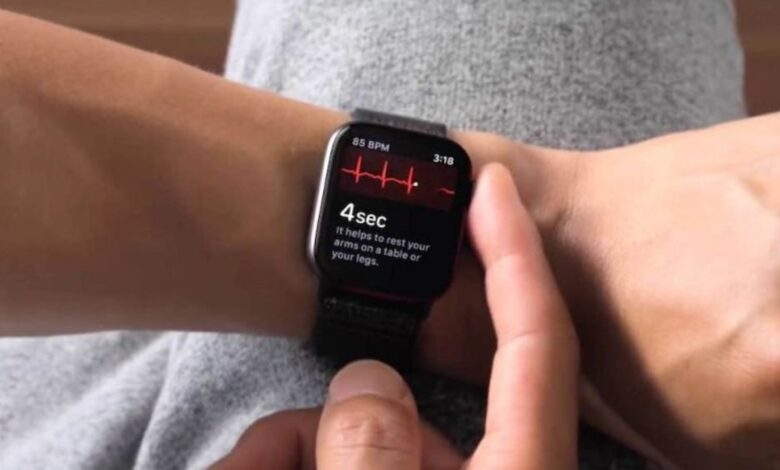 Apple Watch ECG feature now available for Chinese users with watchOS 8 Beta 2