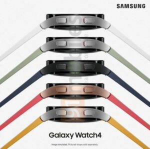 Samsung Galaxy Watch 4 features and renders leaked before launch