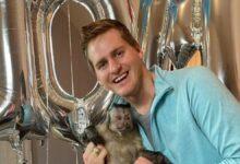 The popular TikTok star George the Monkey has passed away
