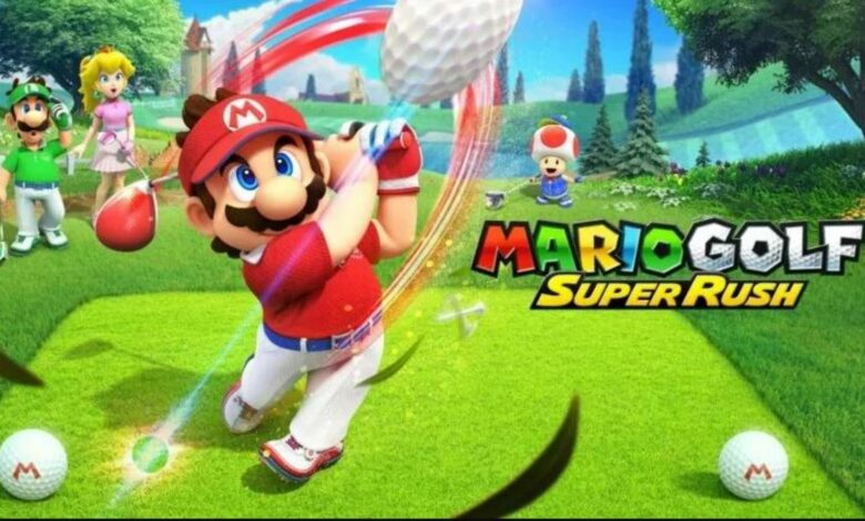 Everything you need to know about Mario Golf: Super Rush