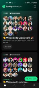Spotify developing a Clubhouse clone called Greenroom