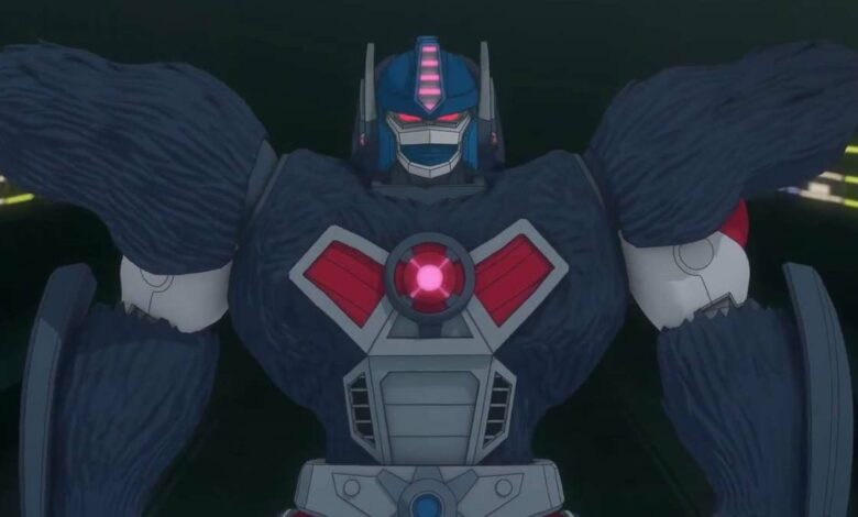 Transformers: Rise of the Beasts finally found Optimus Primal