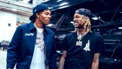 Lil Baby and Lil Durk's latest Album 'Voice of the Heroes' features Young Thug, Rod Wave, Travis Scott, and Meek Mill