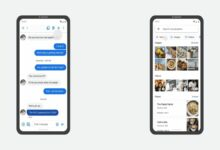 Google Messages updated, now allows users to star texts, photos, and videos