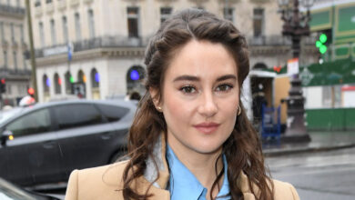 Shailene Woodley says she immediately moved in with Aaron Rodgers