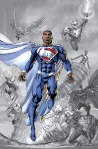 Michael Jordan working on Black Superman for HBO Max