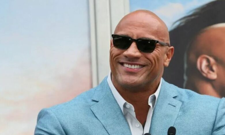 Dwayne Johnson says Black Adam is done with shooting