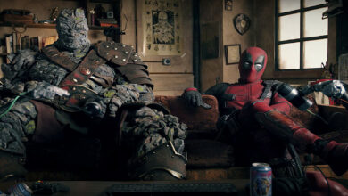 Deadpool finally makes an appearance in the Marvel Cinematic Universe