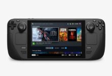 Valve has unveiled a handheld gaming device called Steam Deck, starting at $399