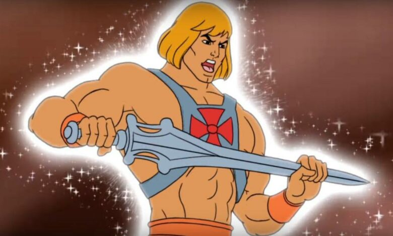 He-Man's Magical Girl Makeover Master of the Universe