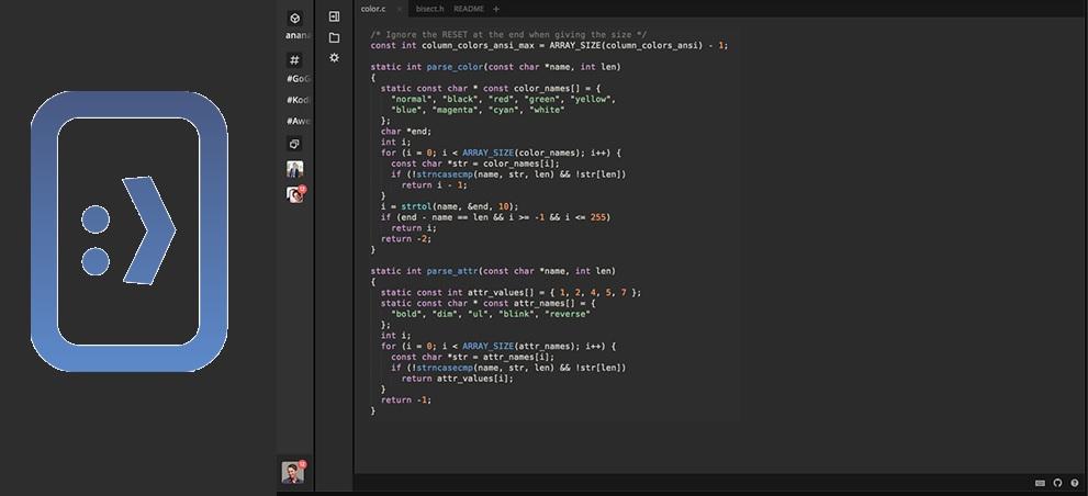 IDE for Node JS 9 Koding
