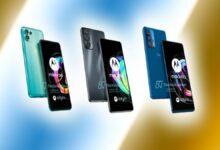 Motorola might bring four Motorola Edge 20 variants