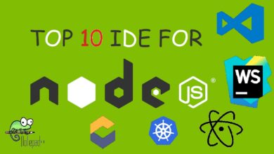 IDE for Node JS Cover Picture