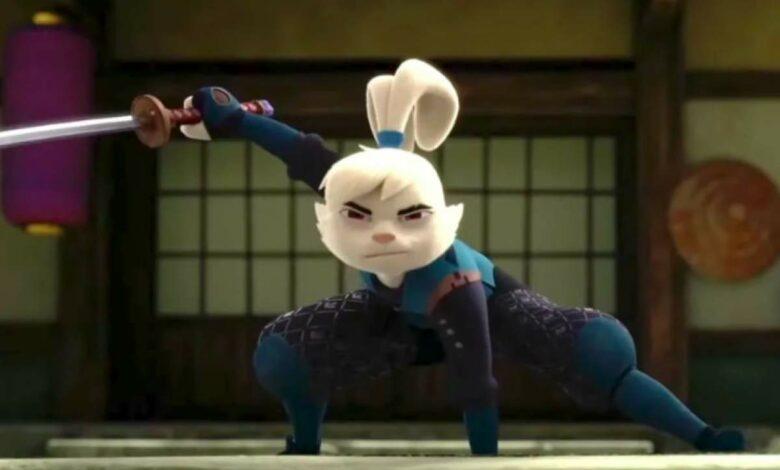 Samurai Rabbit- The Usagi Chronicles