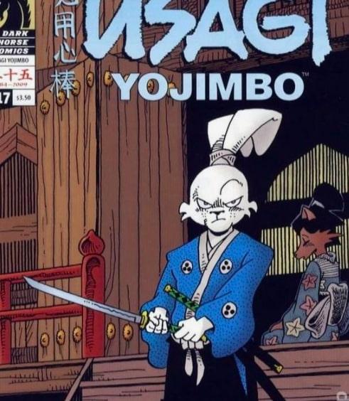 Usagi Yojimbo comic
