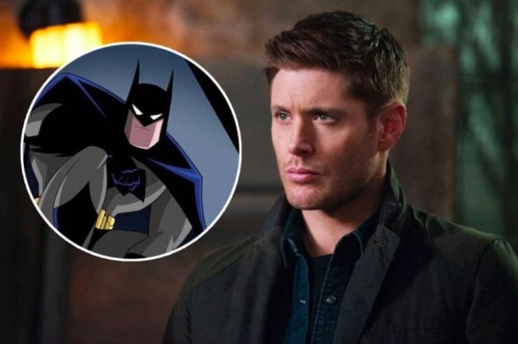 Jensen Ackles as Batman