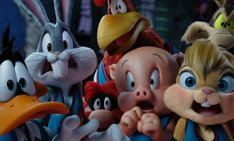 """LeBron James is now available as a playable character in the """"Looney Tunes: World of Mayhem"""""""