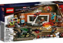 Spider-Man: No Way Home Lego Set coming soon!