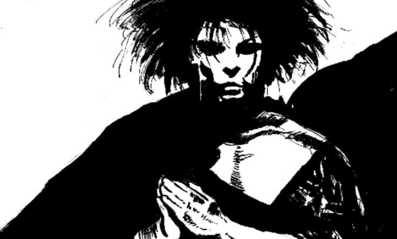 Netflix possibly gave us a glimpse of how Sandman's character Death might look like