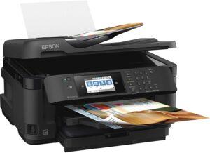 best sublimation printers - Epson WorkForce WF-7710