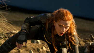 Black Widow grosses $4.9 on the first day in International markets