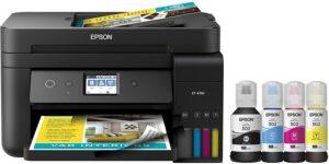 best sublimation printer - Epson EcoTank ET- 4760 T