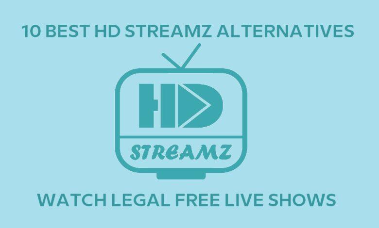 10 Best HD Streamz Alternatives Cover Pic