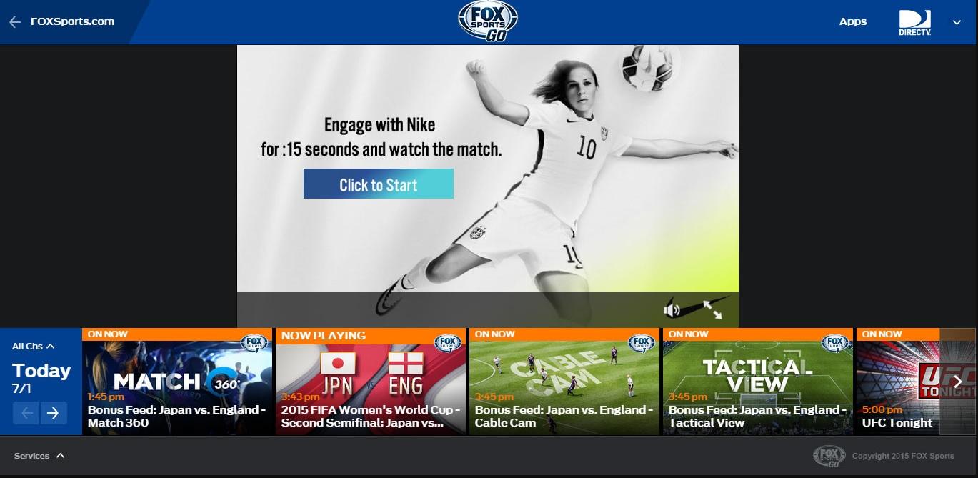 FOX Sports Now