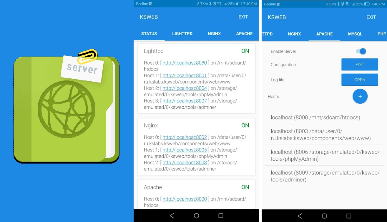Best Root Apps for Android 17 KSWEB