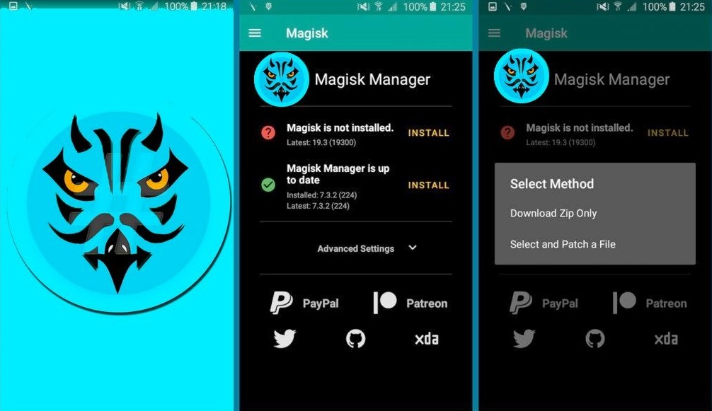 Best Root Apps for Android 2 Magisk Manager
