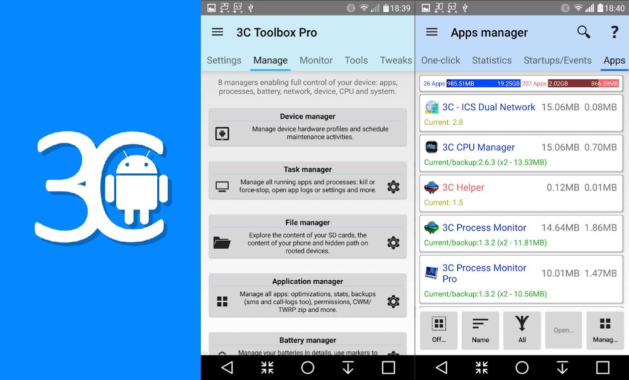 Best Root Apps for Android 21 3C Toolbox