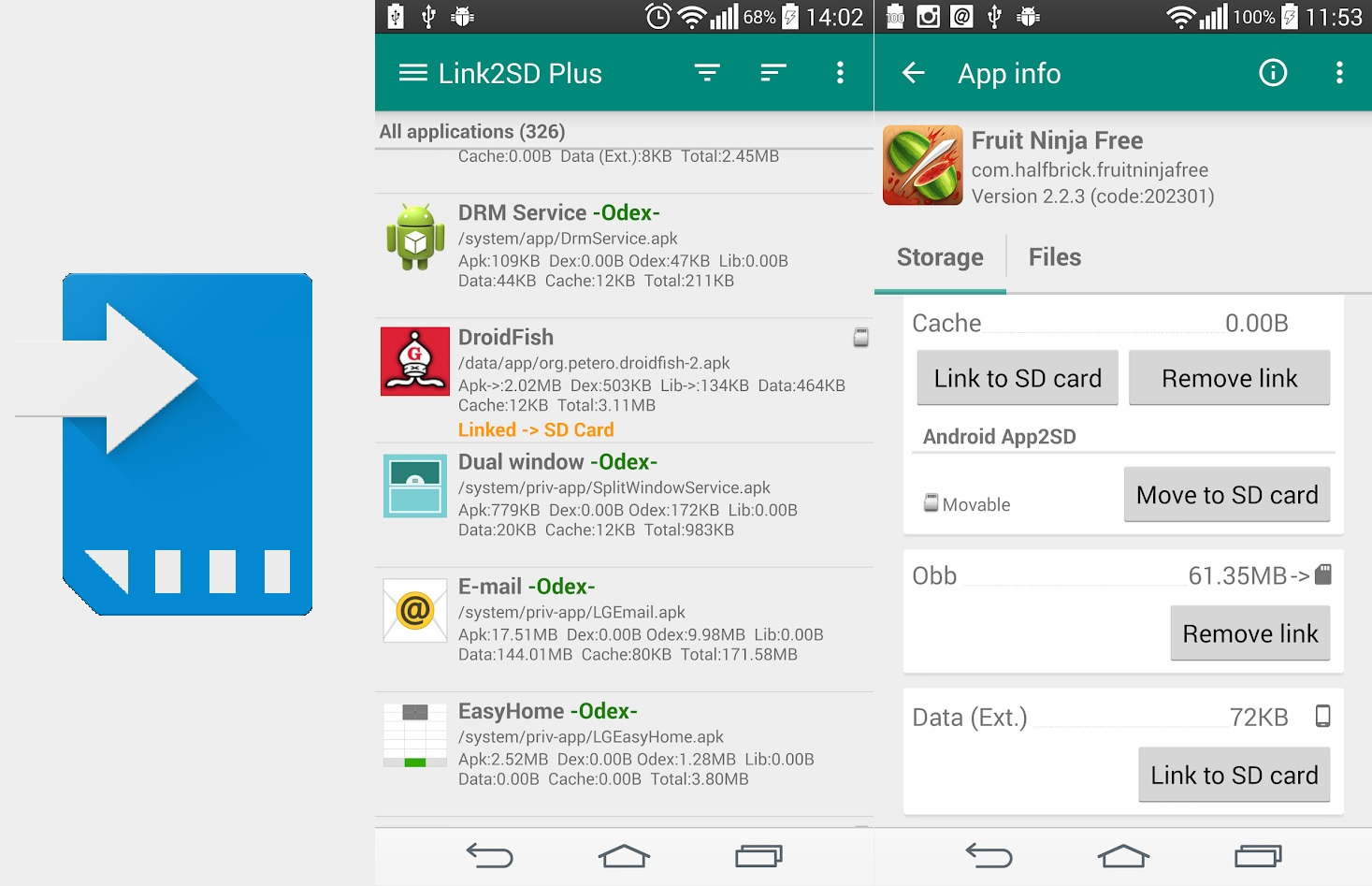 Best Root Apps for Android 30 Link2SD